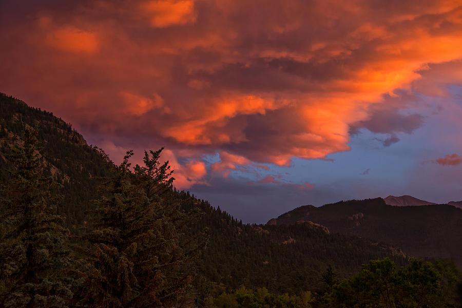 Good Night Estes Park by Joe Ownbey
