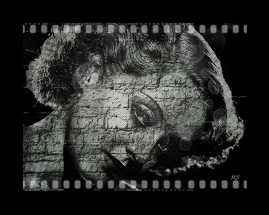 Female Digital Art - Goodbye Classic America by Absinthe Art By Michelle LeAnn Scott