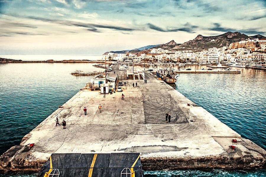 Greece Photograph - Goodbye Paradise by Ag Barros
