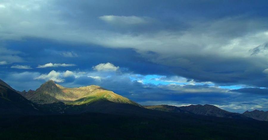 Colorado Photograph - Gore Range Summer by Danielle Marie