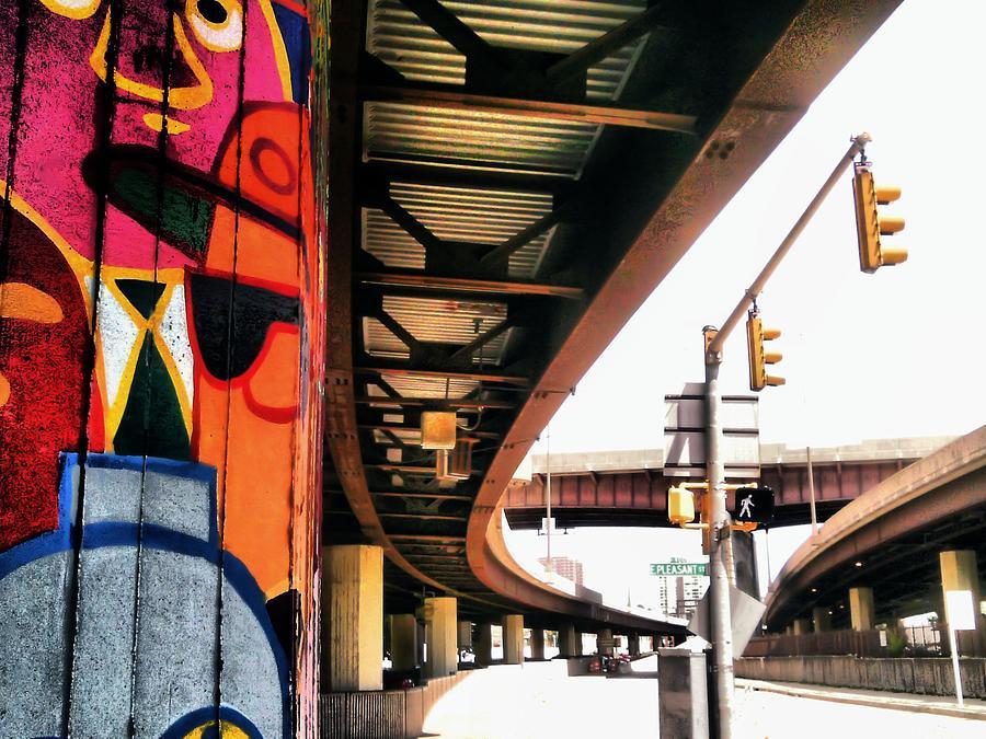 Urban Photograph - Got My Eye On You by Robert McCubbin