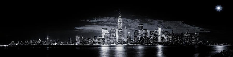 City Photograph - Gotham by Jackson Carvalho