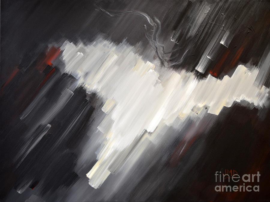 Sheffield Village Painting - Gotham by Janice DeAngelis