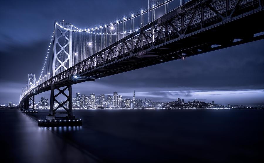 San Francisco Photograph - Gotham by Lincoln Harrison