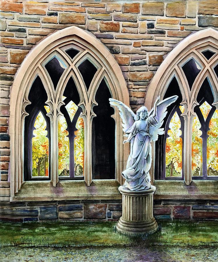 Gothic Angel by Carolyn Coffey Wallace