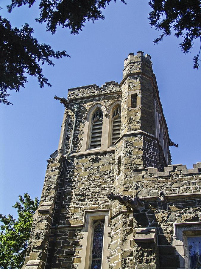Gothic Church Photograph - Gothic Church by Eric Swan