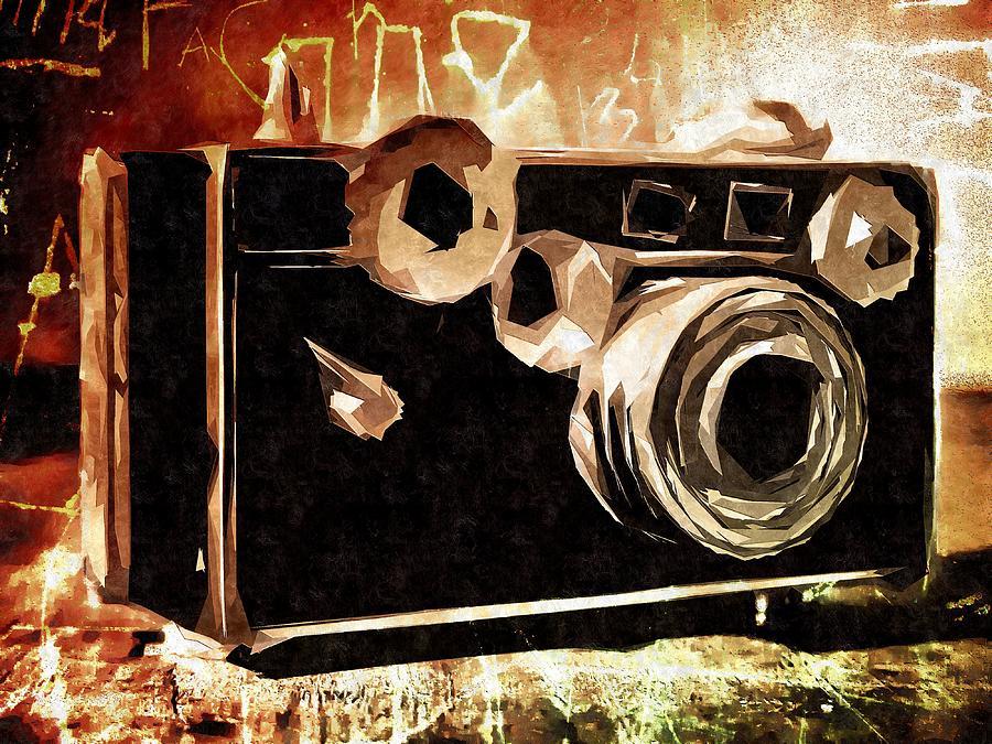 Graffiti Cam Photograph