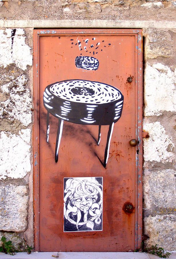 Graffiti by Roberto Alamino