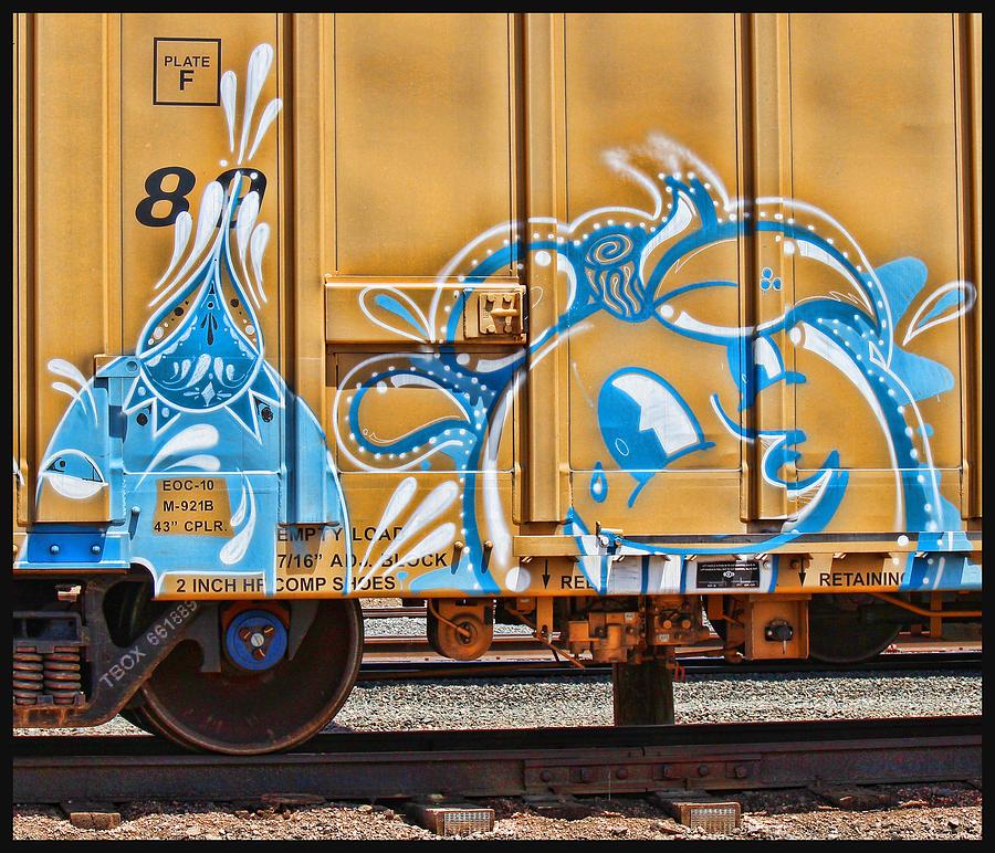 Smile Photograph By Graffiti Girl