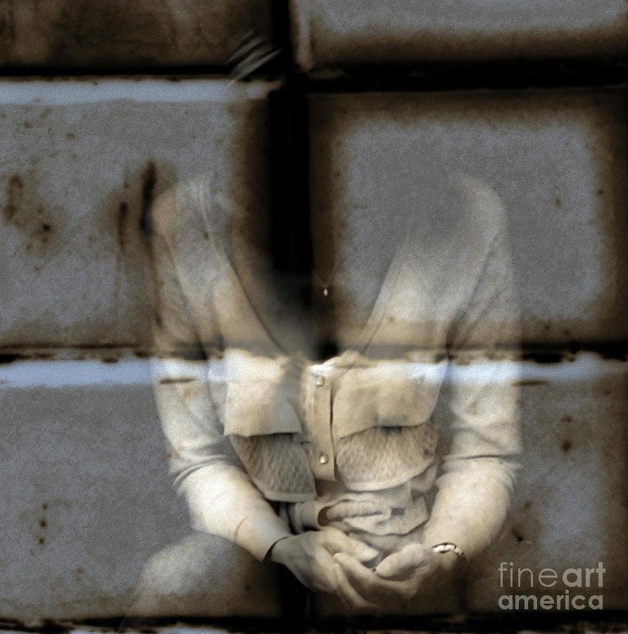 Women Photograph - Graffiti  by Steven Digman