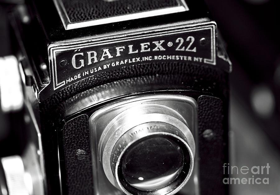 Graflex 22 Photograph - Graflex 22 by John Rizzuto