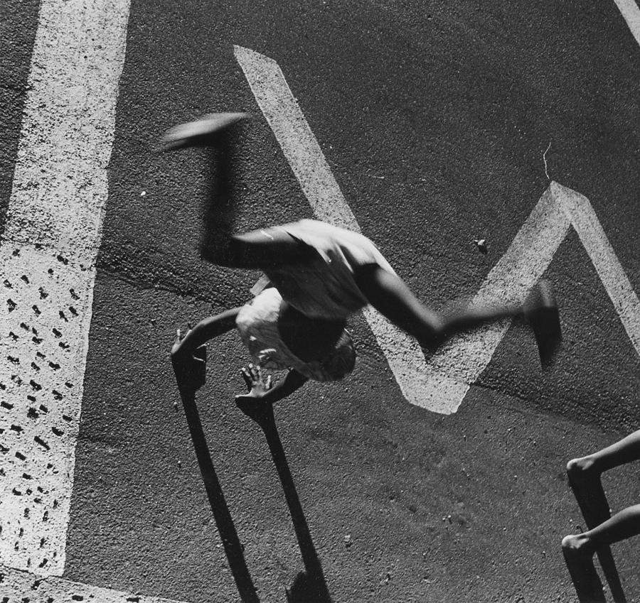 Cartwheel Photograph - Grahamstown South Africa 1992 by Rolf Ashby