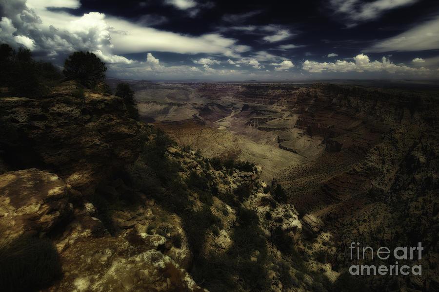 Arizona Photograph - Grand Canyon 6 by Richard Mason
