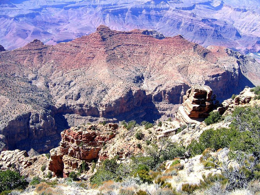 Arizona Photograph - Grand Canyon 78 by Will Borden