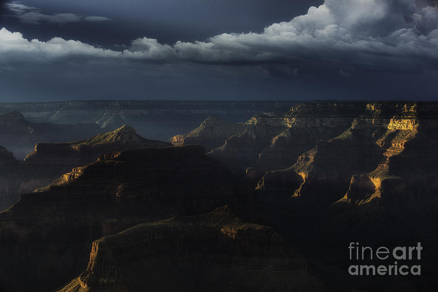 Arizona Photograph - Grand Canyon 9 by Richard Mason