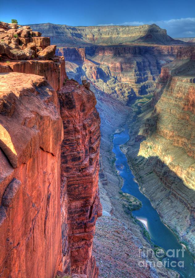 Grand Canyon Photograph - Grand Canyon Awe Inspiring by Bob Christopher