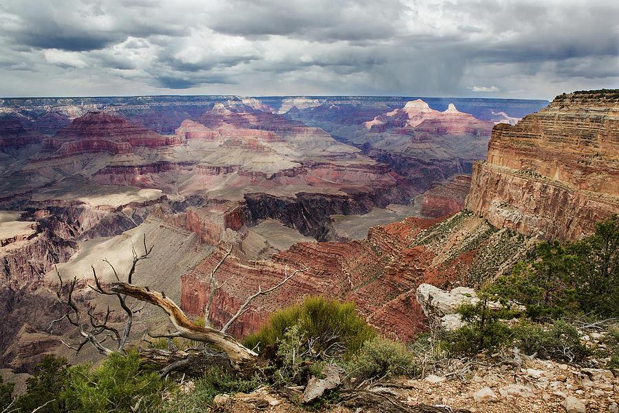 Grand Canyon Photograph by By Yuri Kriventsov