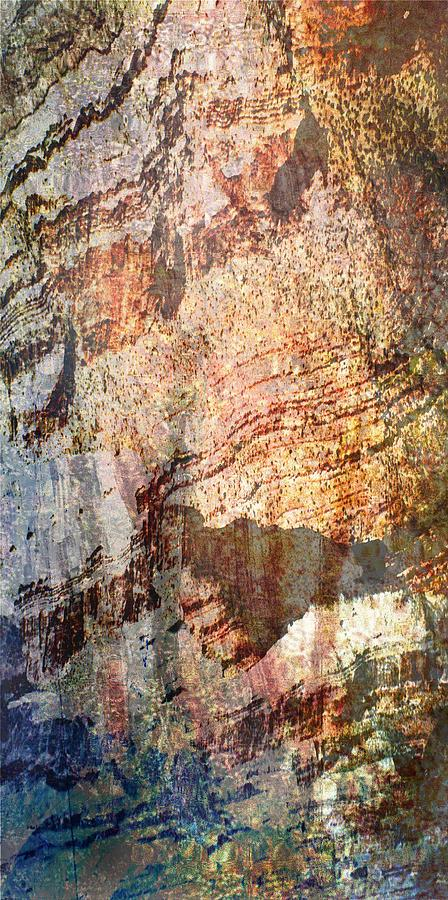 Grand Canyon Color Study Photograph by Judy Paleologos