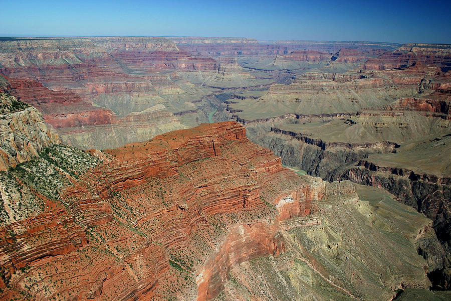 Grand Canyon Photograph - Grand Canyon by Ken Reardon