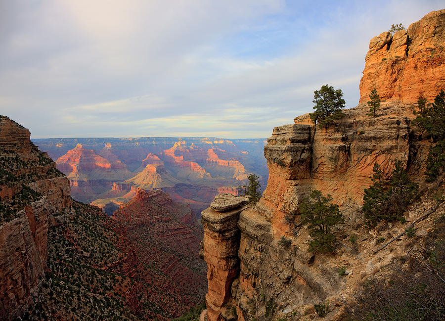 Grand Canyon National Park Photograph by Ed Freeman