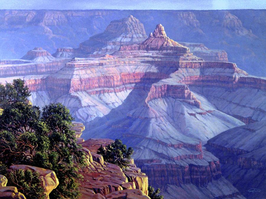 Grand Canyon Painting - Grand Canyon by Randy Follis