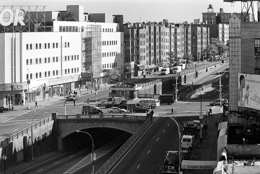 Alexanders Photograph - Grand Concourse Bronx by Dave Beckerman