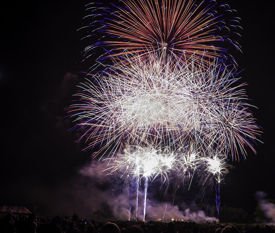 2012 Photograph - Grand Finale by Jason Smith