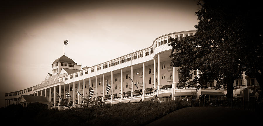 Grand Hotel by James Howe