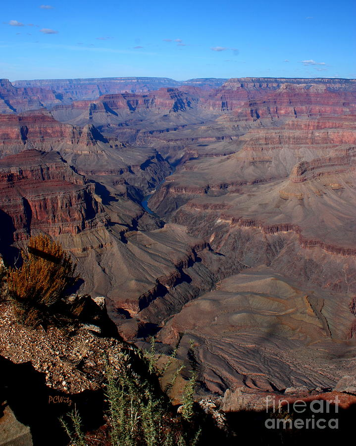 Grand Canyon Photograph - Grand Inspiring Landscape by Patrick Witz