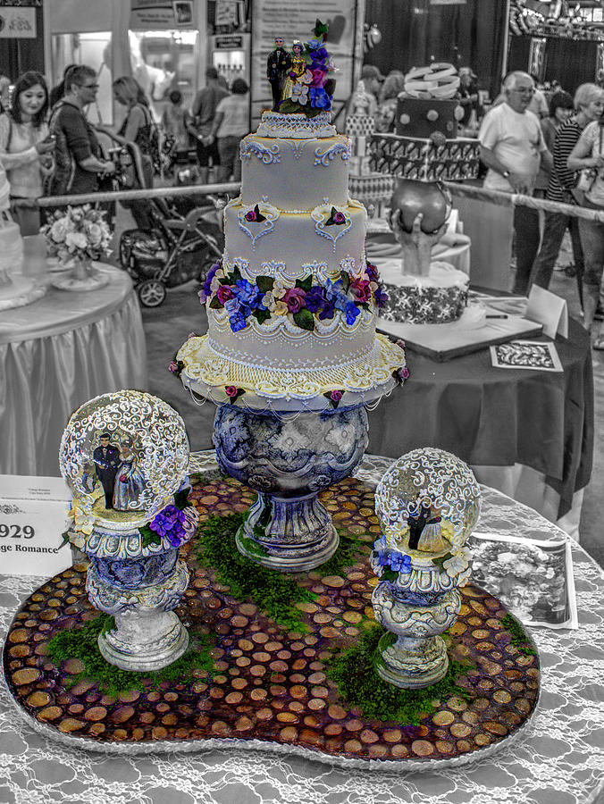 grand wedding cakes grand national wedding cake competition 929 photograph by 14898