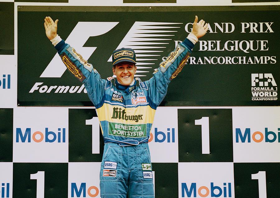 Grand Prix of Belgium Photograph by Ben Radford