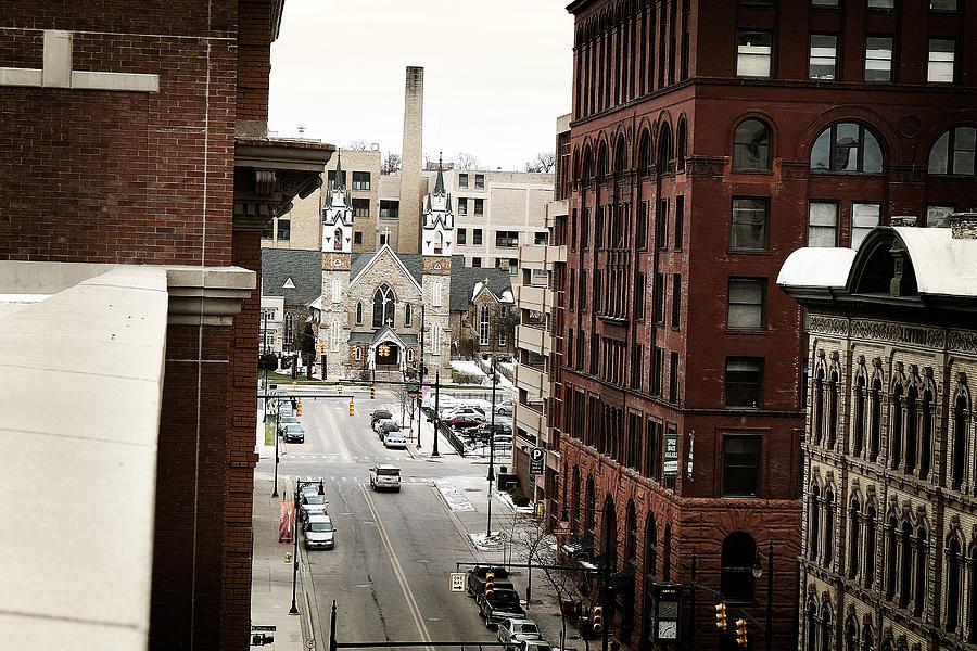 Hovind Photograph - Grand Rapids 10 by Scott Hovind