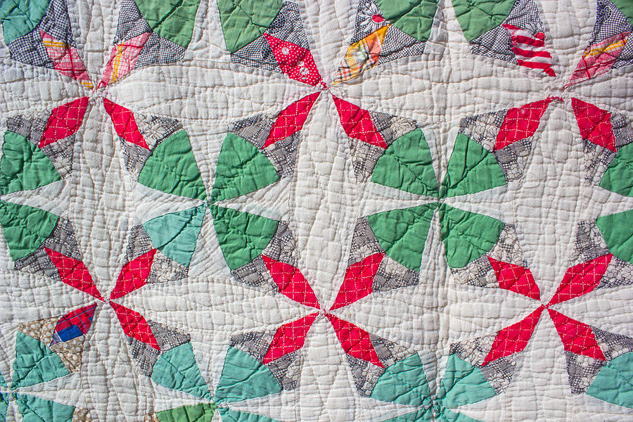 Quilt Photograph - Grandma Made This 6 by Mary Bedy