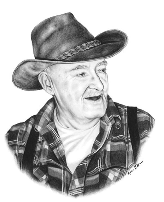 Grandpa by Karen Elkan