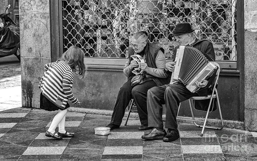 Grandparents Photograph by Eugenio Moya