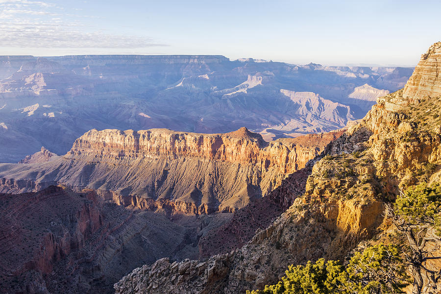 Sunset Photograph - Grandview Sunset 2 - Grand Canyon National Park - Arizona by Brian Harig