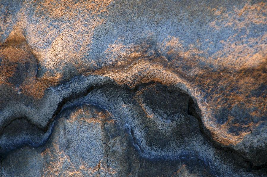 Granite Whales Eye Photograph