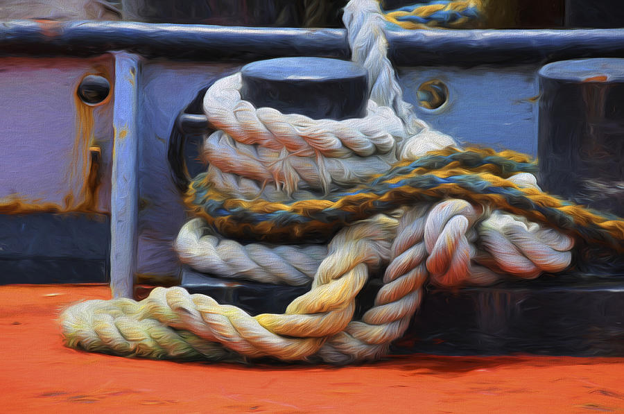 Grasping at Ropes by Jody Lovejoy