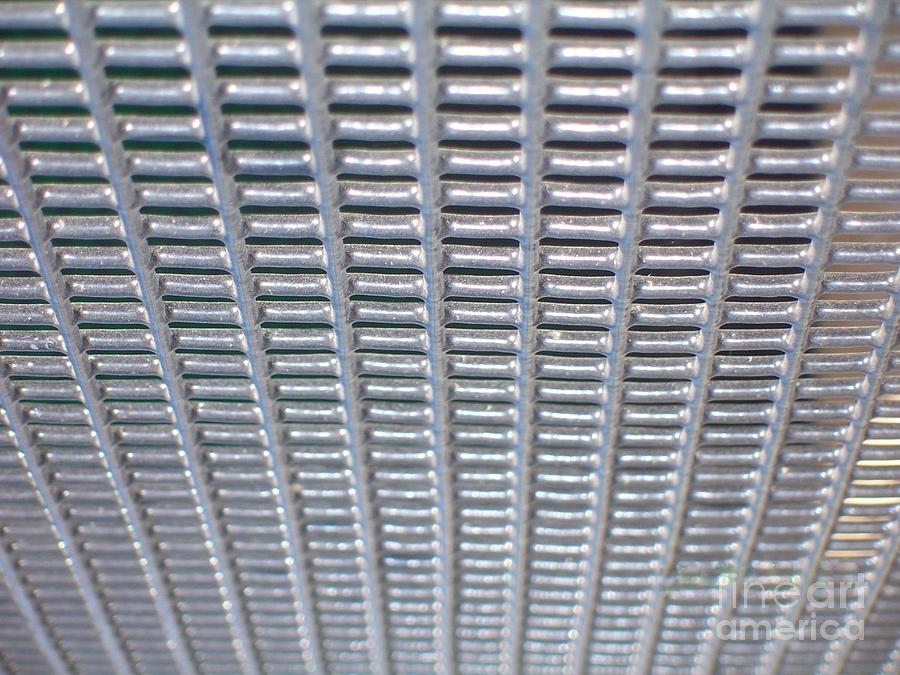 Grating Painting - Grating by Susan Williams