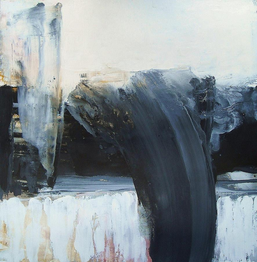 Painting - Gravity And Morality by Alan Taylor Jeffries