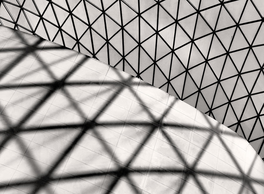 Great Court Abstract Photograph