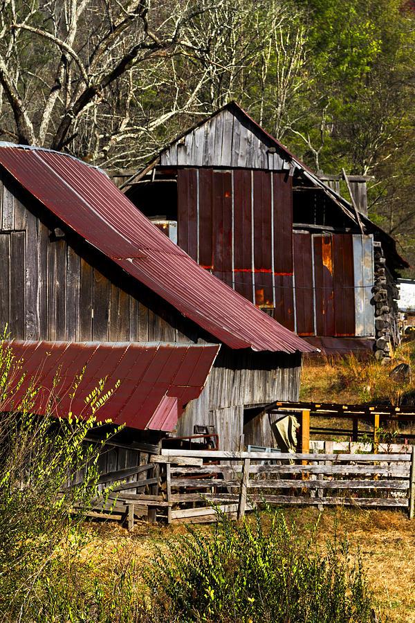 American Photograph - Great Grandpas Place by Debra and Dave Vanderlaan