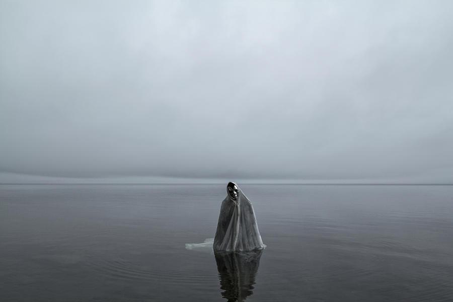 Matt Molloy Photograph - Great Lake Ghost by Matt Molloy