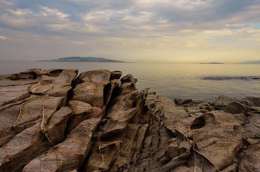 Great Salt Lake Photograph by R.nial.bradshaw
