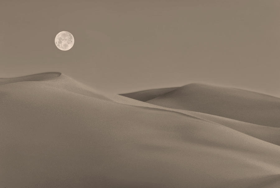 Great Sand Dunes Colorado Photograph - Great Sand Dunes by Don Spenner