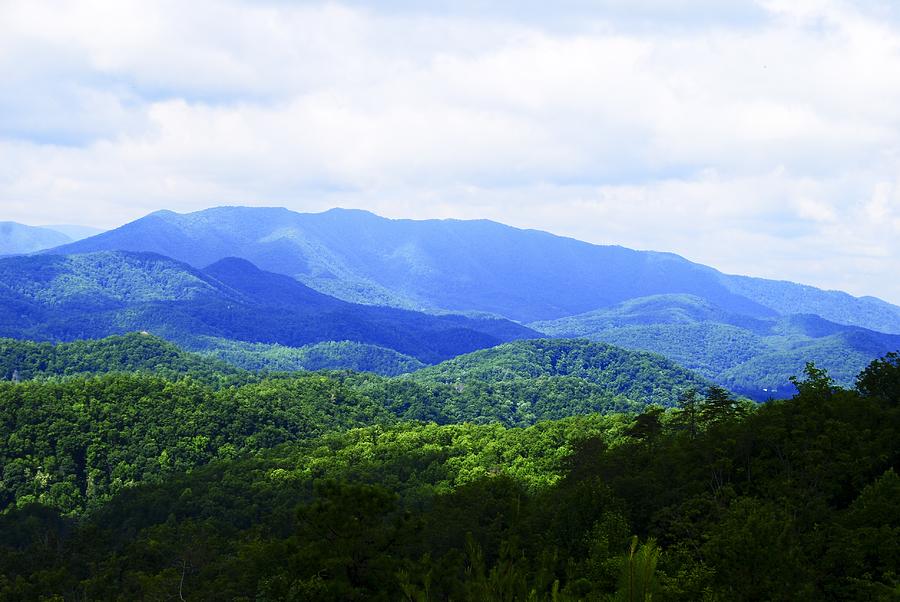 Great Smoky Mountains Photograph - Great Smoky Mountains by Christi Kraft