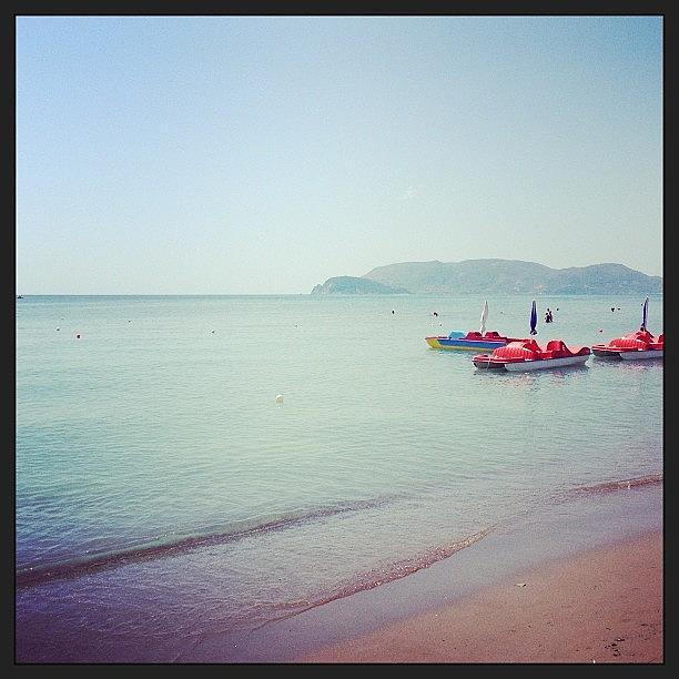 Beautiful Photograph - #greece #grecia #hellas #kalamaki by Lorena Chavarro