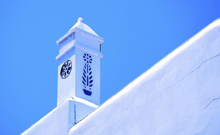 Greece Photograph - Greek Details by Corinne Rhode