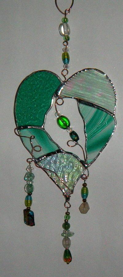 Green Heart by Nora Solomon