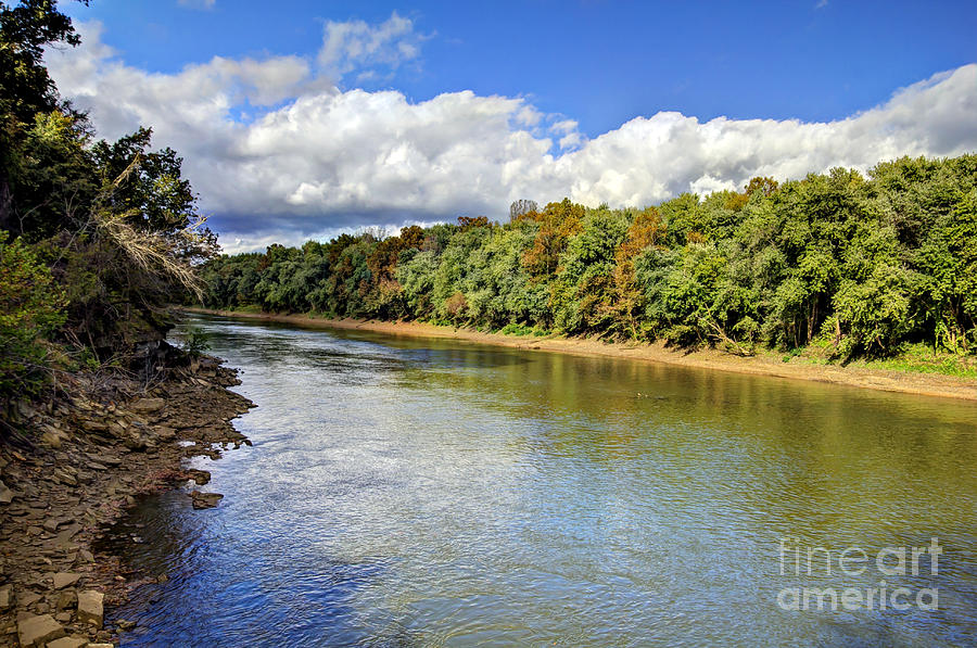 Green River Photograph - Green River by Joan McCool